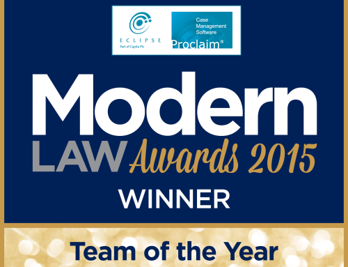 Painless Divorce Wins Team of the Year Award 2015